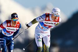 February 24, 2019 - Seefeld In Tirol, AUSTRIA - 190224 Oskar Svensson of Sweden competes in men's team sprint semi final during the FIS Nordic World Ski Championships on February 24, 2019 in Seefeld in Tirol..Photo: Joel Marklund / BILDBYRN / kod JM / 87889 (Credit Image: © Joel Marklund/Bildbyran via ZUMA Press)