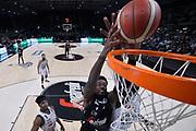 Abass Awudu <br /> Segafredo Virtus Bologna - A X Armani Exchange Olimpia Milano<br /> Basket Serie A LBA 2020/2021 - Finale Playoff G4<br /> Bologna 11 June 2021<br /> Foto Mattia Ozbot / Ciamillo-Castoria
