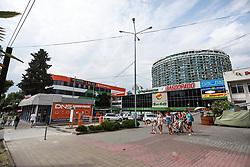 June 16, 2018 - Sochi, Rússia - SOCHI, SC - 16.06.2018: GENERAL PHOTOS SOCHI 2018 - Shopping center of Sochi in Russia. (Credit Image: © Ricardo Moreira/Fotoarena via ZUMA Press)