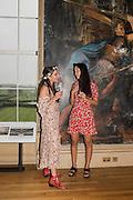 CELESTINE COONEY; SARAH PEARSON, , Bella Howard 30th birthday, Castle Howard, Dress code: Flower Fairies and Prince Charming, 3 September 2016