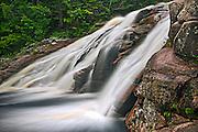 Mary Ann Falls <br /> Cape Breton Highlands National Park<br /> Nova Scotia<br /> Canada