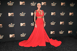 Amber Rose at the 2017 MTV Movie And TV Awards held at The Shrine Auditorium on May 7, 2017 in Los Angeles, California.<br /><br />(Photo by Sthanlee Mirador) *** Please Use Credit from Credit Field ***
