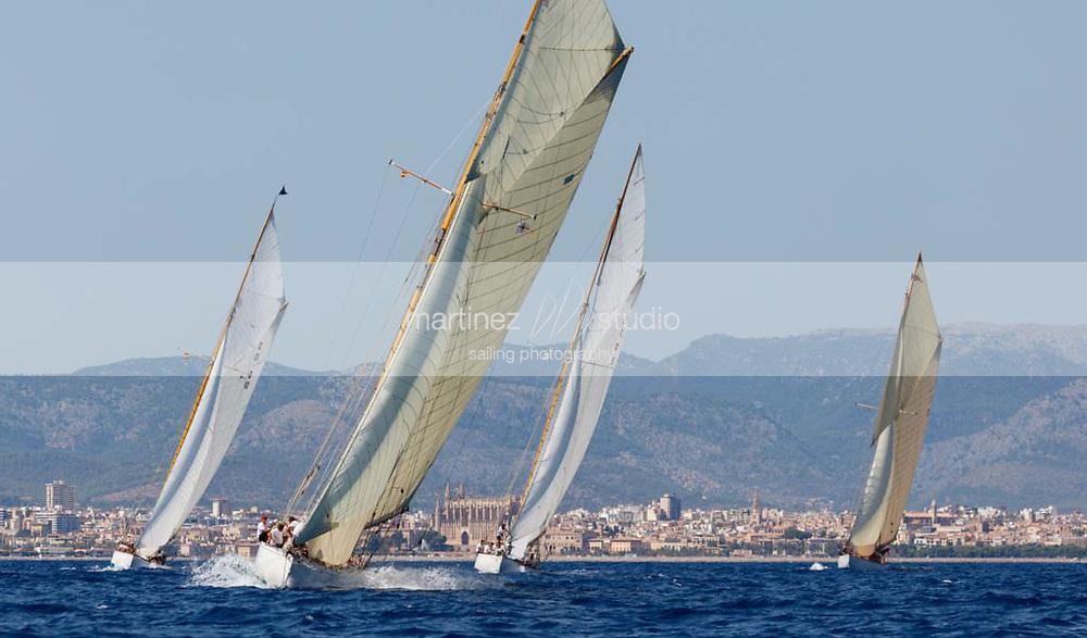 XXIII Regata Illes Balears Classics<br /> Vela Clásica Mallorca<br /> 16.08.2017 - 19.08.2017