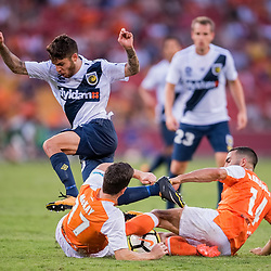 5th November 2017 - A-League RD5: Brisbane Roar v Central Coast Mariners