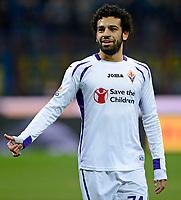 Mohamed Salah Fiorentina<br /> Milano 1-03-2015 Stadio Giuseppe Meazza - Football Calcio Serie A Inter - Fiorentina. Foto Giuseppe Celeste / Insidefoto