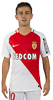SILVA bernardo<br /> FOOTBALL : Photos officielles  As Monaco - 19/09/2016<br /> Norway only