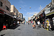 Israel, West Jerusalem Machane Yehuda market