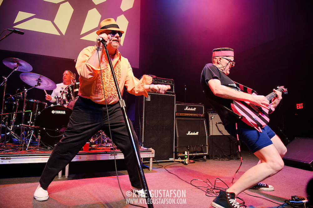 Washington, D.C. - May 31, 2010:  The Slickee Boys perform at the 30th Anniversary concert at the legendary 9:30 Club. (Photo by Kyle Gustafson/For The Washington Post)