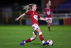 Flo Allen of Bristol City Women - Mandatory by-line: Ryan Hiscott/JMP - 14/11/2020 - FOOTBALL - Twerton Park - Bath, England - Bristol City Women v Tottenham Hotspur Women - Barclays FA Women's Super League