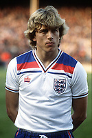 Fotball<br /> England<br /> Foto: Fotosports/Digitalsport<br /> NORWAY ONLY<br /> <br /> TREVOR MORLEY<br /> ENGLAND 1980/1981