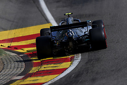 August 31, 2019, Francorchamps, Belgium: VALTTERI BOTTAS of Mercedes AMG Petronas Motorsport during qualifying of the Formula 1 Belgian Grand Prix at Circuit de Spa-Francorchamps in Francorchamps, Belgium. (Credit Image: © James Gasperotti/ZUMA Wire)