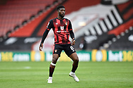 Jefferson Lerma (8) of AFC Bournemouth during the EFL Sky Bet Championship match between Bournemouth and Stoke City at the Vitality Stadium, Bournemouth, England on 8 May 2021.