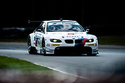 August 4-6, 2011. American Le Mans Series, Mid Ohio. 56 BMW Team RLL, Dirk Müller, Joey Hand BMW M3 GT2