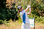 21-07-2018 Pictures of the final day of the Zwitserleven Dutch Junior Open at the Toxandria Golf Club in The Netherlands.  DURANTE, Cecilia (IT)