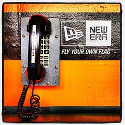 Bullpen phone in San Francisco,  2012