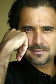 Culture - Writer José Eduardo Agualusa