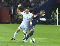 PSG v Saint Etienne - Ligue 1 - 25 Aug 2017