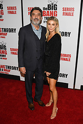 May 1, 2019 - CHUCK LORRE and ARIELLE LORRE attends The Big Bang Theory's Series Finale Party at the The Langham Huntington. (Credit Image: © Billy Bennight/ZUMA Wire)