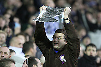 Photo: Pete Lorence.<br />Derby County v Bristol Rovers. The FA Cup. 27/01/2007.<br />Bristol fans were out in force.