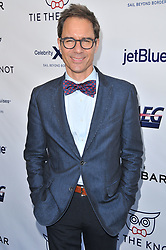 Eric McCormack arrives at Jessie Tyler Ferguson's 'Tie The Knot' 5 Year Anniversary celebration held at NeueHouse Hollywood in Los Angeles, CA on Thursday, October 12, 2017. (Photo By Sthanlee B. Mirador/Sipa USA)