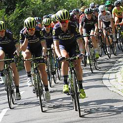 03-09-2017: Wielrennen: Boels Ladies Tour: Sittard: Jessica Allen: Orica Scott