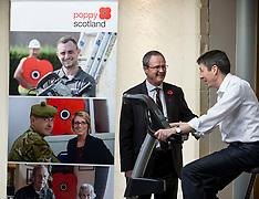 Scottish Parliament Poppy Appeal Bike   Edinburgh   2 November 2017