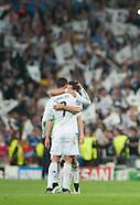 Real Madrid v Atletico Madrid 220415