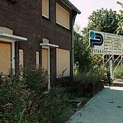 Sloop woningen havenstraat gemeentewerf Huizen
