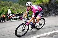 Elia Viviani (ITA - QuickStep - Floors) during the 101th Tour of Italy, Giro d'Italia 2018, stage 17, Riva del Garda - Iseo 155 km on May 23, 2018 in Italy - Photo Luca Bettini / BettiniPhoto / ProSportsImages / DPPI
