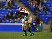 Reading, GREAT BRITAIN,  Nick KENNEDY, during the third round Heineken Cup game, London Irish vs Ulster Rugby, at the Madejski Stadium, Reading ENGLAND, Sat., <br /> 09.12.2006. [Photo Peter Spurrier/Intersport Images]