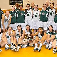 3.12.2011 Elyria Catholic vs Youngstown Ursuline Girls Varsity Regional Final Basketball