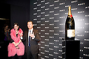 Frederic Cumenal, A Tribute to Cinema party given by Moet and Chandon.Big Sky Studios, Brewery Rd. London.  24 March 2009 *** Local Caption *** -DO NOT ARCHIVE-© Copyright Photograph by Dafydd Jones. 248 Clapham Rd. London SW9 0PZ. Tel 0207 820 0771. www.dafjones.com.<br /> Frederic Cumenal, A Tribute to Cinema party given by Moet and Chandon.Big Sky Studios, Brewery Rd. London.  24 March 2009