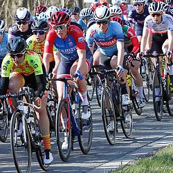 25-03-2021: Wielrennen: Classic Brugge - De Panne Women: De Panne<br />Kirsten WIld