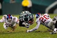 PA: New York Giants v Philadelphia Eagles (Nov 9 2008)