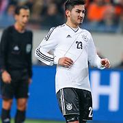 NLD/Amsterdam/20121114 - Vriendschappelijk duel Nederland - Duitsland, Ilkay Gundogan