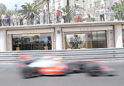 File photo dated 21-05-2009 of McLaren Mercedes' Lewis Hamilton