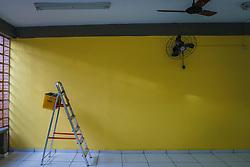 10ª CRE – ESCOLA EST. ENSINO MÉDIO URUGUAIANA. Reforma da cozinha e construção de refeitório e passarela. R$ 120 mil  FOTO: Jefferson Bernardes/ Agência Preview