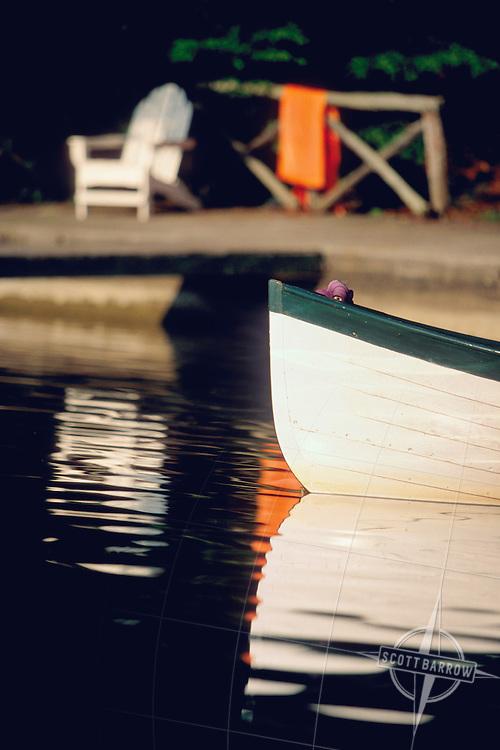 Dock scene.