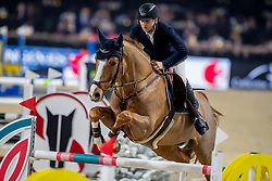 Beyers Guy, BEL, Mithras de Regor<br /> Jumping Mechelen 2019<br /> © Hippo Foto - Dirk Caremans<br />  27/12/2019