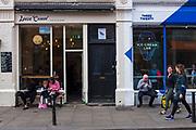 Loose Canon Cheese and Wine and Three Twenty Ice Cream Lab, Drury Street, Dublin 2, Ireland