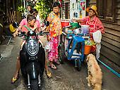 Life Behind the Walls in Pom Mahakan