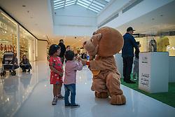 Exposição no shopping Iguatemi sobre o Leilão da Coragem. FOTO: Jefferson Bernardes/ Agência Preview