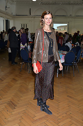 JACQUETTA WHEELER at a lunch in aid of the charity African Solutions to African Problems (ASAP) held at the Royal Horticultural Hall, Vincent Square, London on 19th May 2016.
