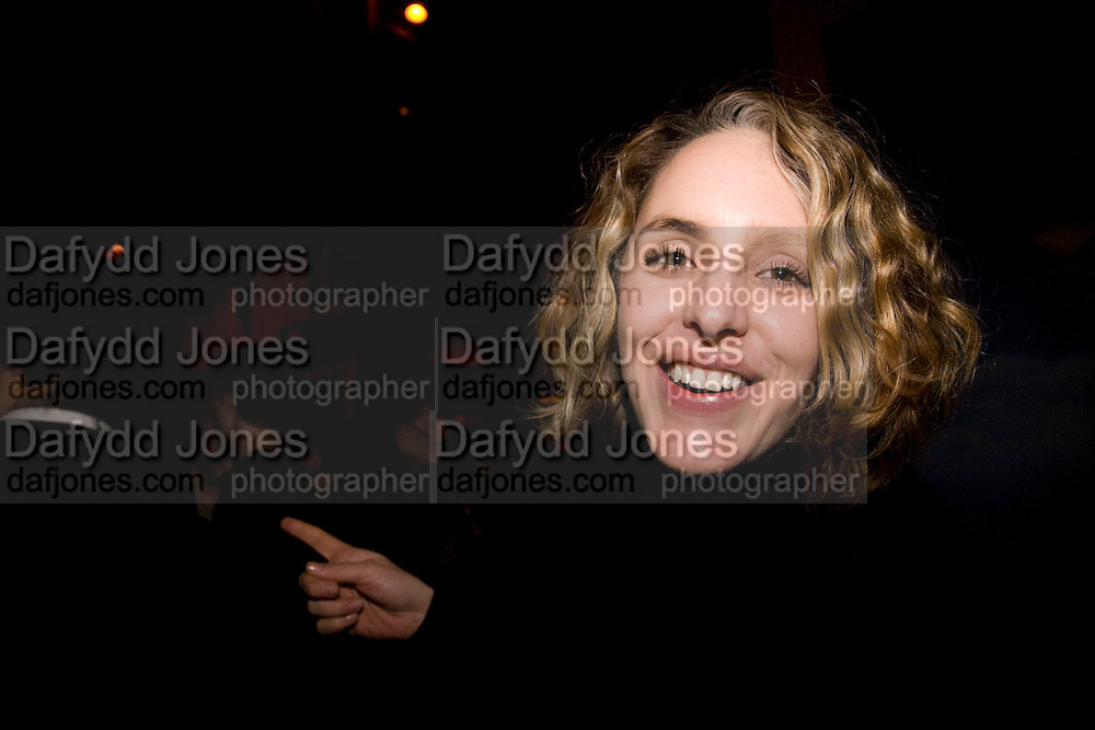 Search Results<br /> Mandolyna Theodoracopulos,  Prada Congo Art Party hosted by Miuccia Pada and Larry Gagosian. The Double Club,  Torrens St. London EC1. The Double Club is A Carsten Holler project by Fondazione Prada. 10 February 2009. *** Local Caption *** -DO NOT ARCHIVE-© Copyright Photograph by Dafydd Jones. 248 Clapham Rd. London SW9 0PZ. Tel 0207 820 0771. www.dafjones.com.<br /> Search Results<br /> Mandolyna Theodoracopulos,  Prada Congo Art Party hosted by Miuccia Pada and Larry Gagosian. The Double Club,  Torrens St. London EC1. The Double Club is A Carsten Holler project by Fondazione Prada. 10 February 2009.
