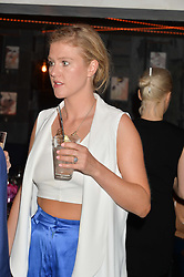 GENEVIEVE SCOTT at the launch of Geisha at Ramusake hosted by Piers Adam and Marc Burton at Ramusake, 92B Old Brompton Road, London on 11th June 2015.