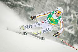 Alexander Schmid of Germany during 2nd run of Men's Giant Slalom race of FIS Alpine Ski World Cup 57th Vitranc Cup 2018, on March 3, 2018 in Podkoren, Kranjska Gora, Slovenia. Photo by Ziga Zupan / Sportida