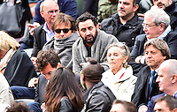 Cyril HAMOUMA / Djibril CISSE - 31.05.2015 - Jour 8 - Roland Garros 2015 <br />