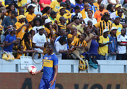 Thamsanqa Mkhize in the MTN8 semi-final first leg match between Cape Town City and Bidvest Wits at the Cape Town Stadium on Sunday 27 August 2017.