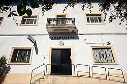 Alessano 18 ottobre 2012..Comando Stazione Carabinieri