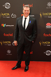 Celebrities arrive on the red carpet for the Australian Academy Cinema Television Arts (AACTA) Awards at The Star, Pyrmont. 05 Dec 2018 Pictured: Erik Thomson. Photo credit: Richard Milnes / MEGA TheMegaAgency.com +1 888 505 6342